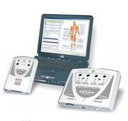 Cardiograph,  doppler,  encephalograph,  miograph,  rheograph,  Belfast