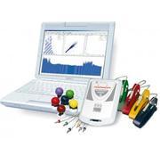 Cardiograph,  doppler,  encephalograph,  miograph,  rheograph,  Norwish