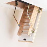 Buy LuxFold Timber Loft Ladders - Wooden Loft Ladders
