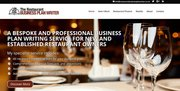 Get Professional Restaurant Business Plan in UK