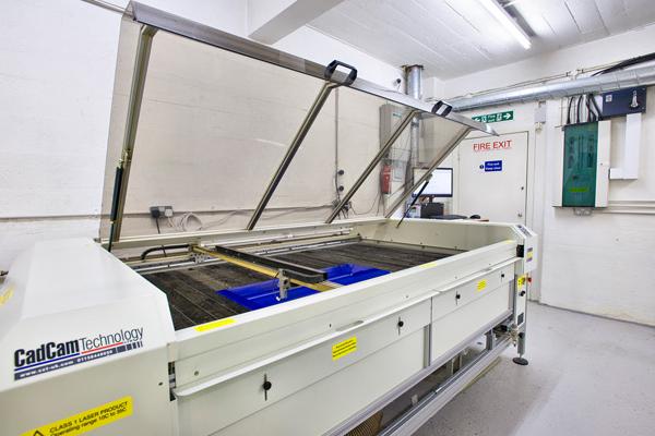 Benefits CNC Laser Cutting Services