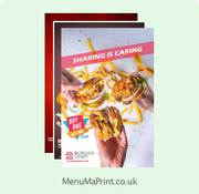 A1 Posters Restaurant Posters Poster Printing